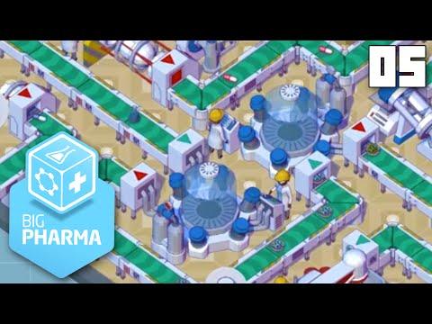 """I'VE LOST MY APPETITE!!!"" - Big Pharma Part 05 - 1080p HD PC Gameplay Walkthrough"