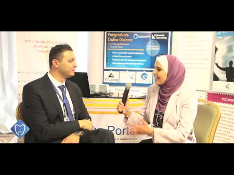 #Asnan Portal Interviews : 24th Jordanian International Dental Conference