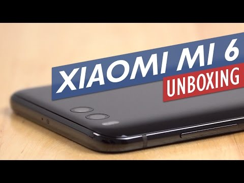 Xiaomi Mi 6 Unboxing With Detailed Hands-On Review (English)
