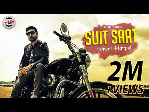 Preet Harpal | Suit Saat | Ptc Star Night | Latest Punjabi Songs video