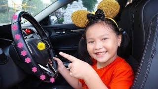 We are in the Car - Wheels On The Bus Song Nursery Rhymes & Kids Songs by CoCo Family