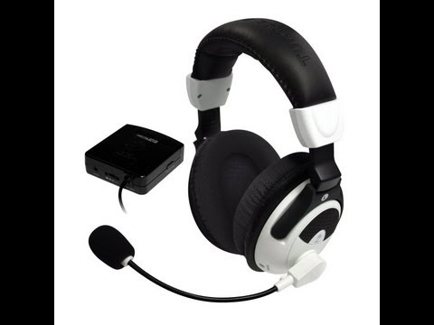 Turtle Beach Ear Force X31 XBOX 360 Headset