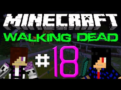 Minecraft: The Walking Dead Survival! Episode 18 - Desert Pyramids