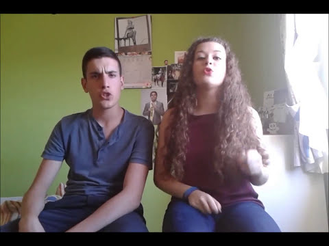 Juan & Silvia - RATHER BE (Acustic Cover)