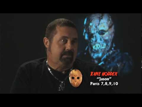 Kane Hodder talks Jason Voorhees and F13 franchise