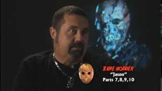 Kane Hodder talks Jason Voorhees and F13 franchise.