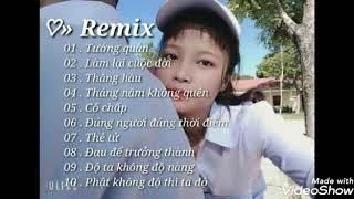 Nhạc trẻ remix 2019 - Tổng hợp những bản nhạc cực hay !
