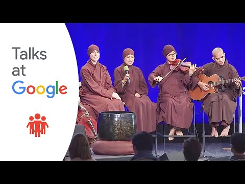 Thich Nhat Hanh, Mindfulness as a Foundation for Health | Talks at Google