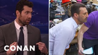 Billy Eichner Offered People $1 To Sleep With Jon Hamm  - CONAN on TBS