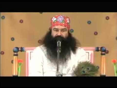 Dera Sacha Sauda Morning Majlis 1 April 2014 video