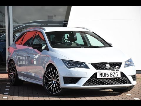 Used SEAT Leon 2.0 TSI Cupra 280 5dr Estate