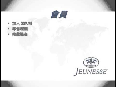 Jeunesse Global Business Opportunity Training In Chinese   Audio
