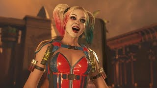 Injustice 2  - The Funniest Character Interactions/Intros/Dialogues Part 3