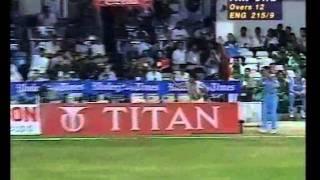 1997 SHARJAH ODI SERIES REVIEW - ENGLAND, WEST INDIES, INDIA, PAKISTAN