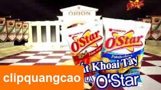 Quảng cáo Ostar thiên hạ đệ nhất khoai tây