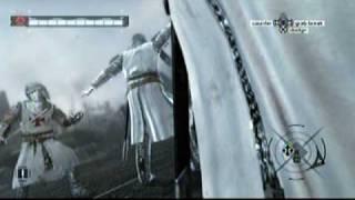 Easily Assassinate Robert de Sable (Assassin's Creed)
