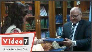 جامعة الأزهر توقع بروتوكول تعاون مع محافظة الجيزة