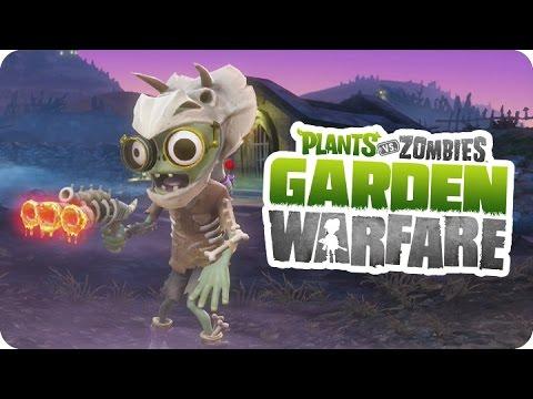¡Medio DINOSAURIO, Medio ZOMBIE! | Plantas Vs Zombies Garden Warfare