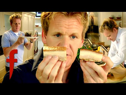 Top 5 Gordon Ramsay Recipes | The F Word Season 2