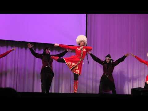 Ogni Kavkaza - Georgian Dance
