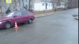 Дтп Ярославль Ваз и Daewoo