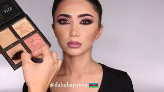 Beautiful Make up By Ilaha Hajiyeva
