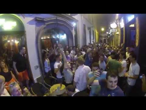 Mexico Vs Brasil - Cielito Lindo at Delirium Café