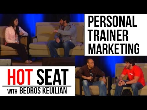 Personal Trainer Marketing Hot Seat Sessions With Bedros Keuilian