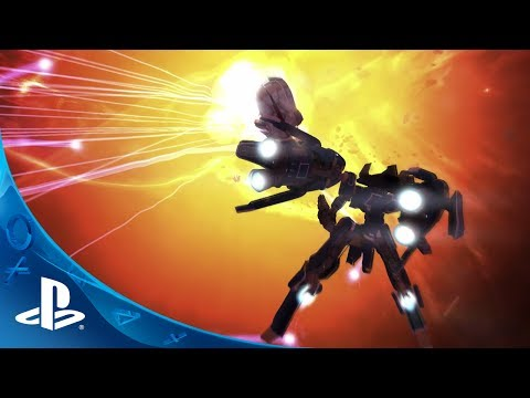 Strike Suit Zero: Director's Cut -- Announcement Trailer klip izle