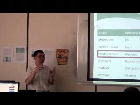 Android and IP (iPhone, iPad, and iPod) Mobile Device Application Development and Job Market(03).mp4