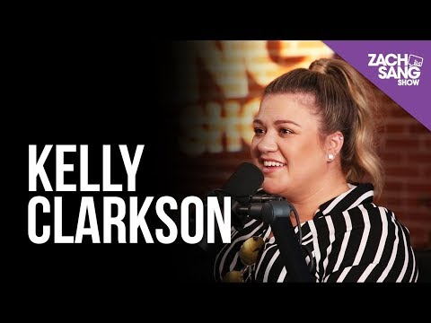 download lagu Kelly Clarkson Talks Meaning Of Life, The Voice And gratis