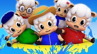 Melhores rimas de berçário para crianças | Vídeos e músicas para crianças Cartoons Videos