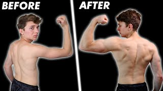 100 Pull-ups Everyday For 30 Days (Body Transformation)