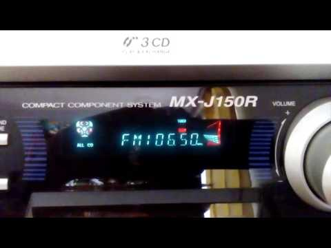 FM DX: Tropo Reception of Virgin Radio on 106.5 in Pyrgos, SW Greece