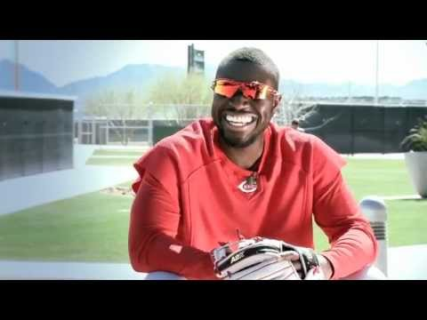 How to Break in a New Glove: Brandon Phillips Wilson Glove