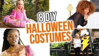 8 DIY Halloween Costume Ideas - HGTV Handmade