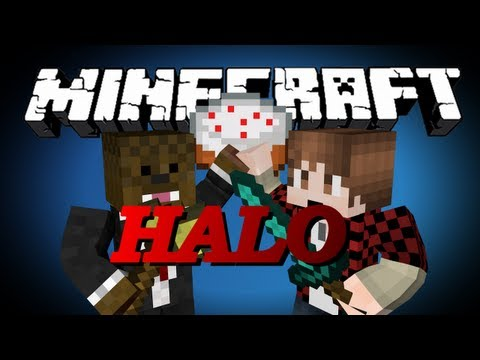 Minecraft HALO Minigame w/ Mitch #4