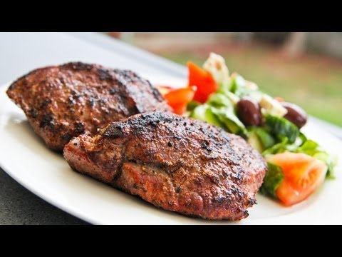 Lamb Rump Steak – Video Recipe
