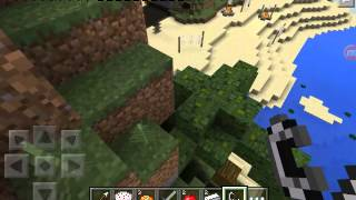 "Minecraft PE: Hunger Games ""5"" - ARKACI PİSLİK! !"