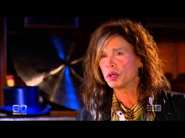 The story of Aerosmith