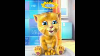 cute baby song !! baby singing a beautiful poem !! talking ginger !!