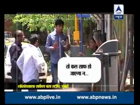 Yeh Bharat Desh Hai Mera: See what happens with the man who litters Mumbai bus stop