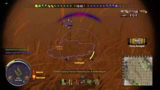 WoT Xbox One Stream Highlight - 2nd Mark Game In the 430