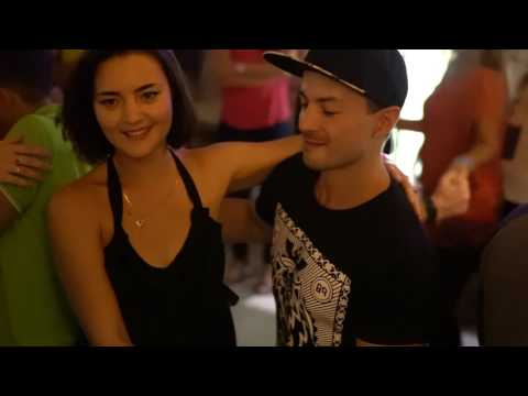 00125 RZCC 2016 Katrine and Guy TBT at After Party ~ video by Zouk Soul