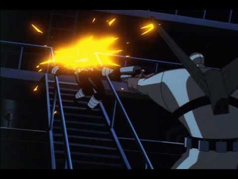 Stealth Batman vs. Firefly