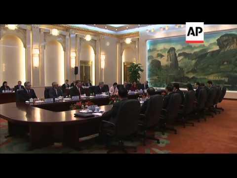 Canadian PM Harper continues his visit to China