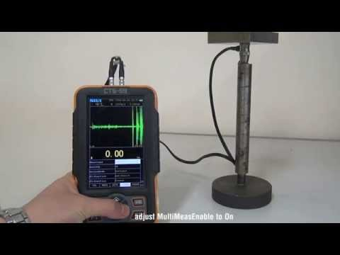 SIUI thickness gauge CTS-59-Multi layer thickness measurement