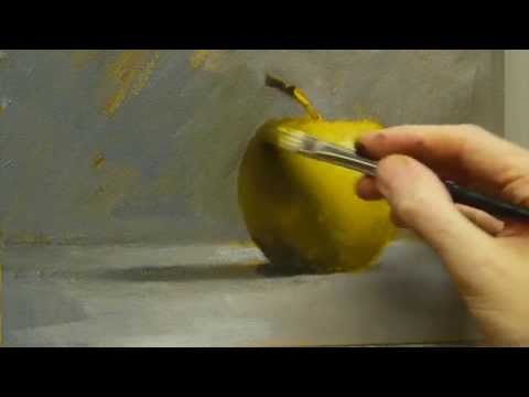 Acrylic painting techniques - Light & shade (Part 1 of 2) HD