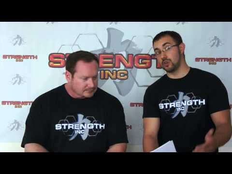 Ed Coan | Strength Inc | Powerlifting Training | Powerlifting Routine Image 1
