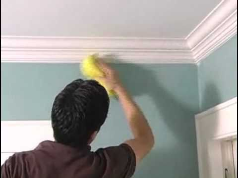 Installing Crown Moulding - TRIMROC Installation Video